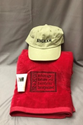 towel hat